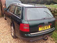 Audi A6 2.5 tdi diesel v6