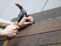Réfection de toiture de cabanon en bardeaux d'asphalte