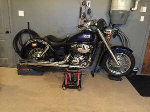 Honda Shadow 2002