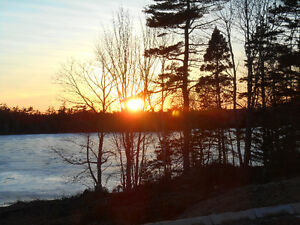 Quiet Lakeside Setting in Cole Harbour Vacation Rental  Weekly