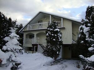 House with suite for sale in Golden, BC