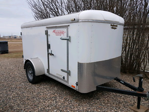 2011 5ft x 10ft  CONTINENTAL CARGO TRAILER