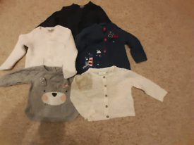 Bundle of baby girls clothes (3-6 months)