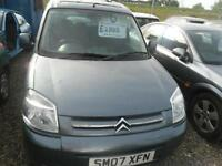 2007 CITROEN BERLINGO MULTISPACE 1.6 HDi 16V Desire