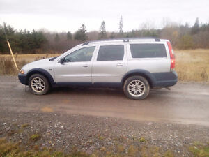 2004 Volvo XC (Cross Country) Wagon