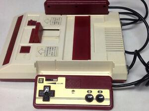 Nintendo Famicom + Joy Card Controller and few games >$80 OBO< London Ontario image 7