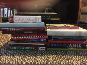 Assortment of Nice Cookbooks - 20 - Buy all for $20 - $20