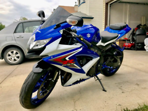 *Mint Condition* 2008 Suzuki GSXR 750