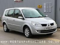 2008 RENAULT GRAND SCENIC 1.5 dCi Dynamique 5dr [7 Seats] new MOT