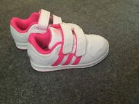 Toddler adidas trainer