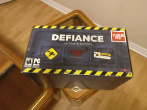 Defiance PC collector's edition