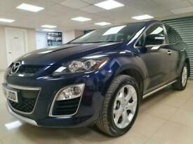 image for Mazda CX-7 2.2d Sport Tech Blue 4X4 170BHP Rev Cam DIESEL WARRANTY 12 MONTHS MOT
