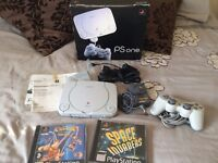 PLAYSTATION 1 PS1 SLIM CONSOLE BOXED