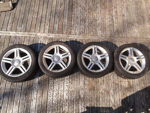 Audi A4 OEM Alloy Wheels 235/45/17