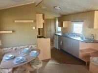 Static Caravan Nr Clacton-on-Sea Essex 3 Bedrooms 6 Berth Willerby Salsa 2011