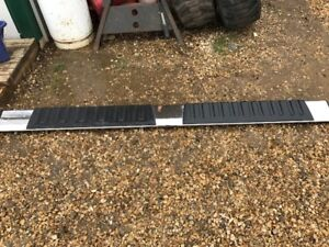 Running Boards $100.00 for a set.