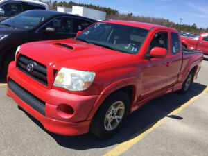2006 TOYOTA TACOMA X RUNNER 6CYL 5SPD 4500 $@902-293-6969