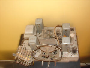 Vintage Vacuum Tubes and amps