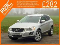 2009 Volvo XC60 2.4 D5 Turbo Diesel 205 BHP SE LUX AWD 4x4 4WD Geartronic 6 Spee