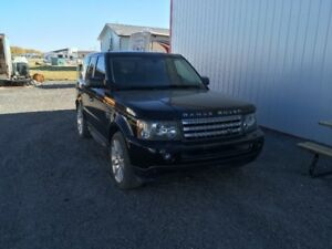 2006 Land Rover Range Rover Sport Supe Charged SUV, Crossover