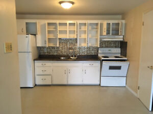 Spacious two bdrm unit available. First month 1/2 priced!