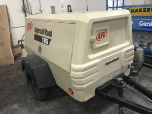 Ingersoll rand air compressor, used for sale  Calgary