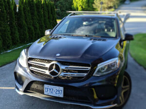 Mercedes Benz GLE 400 SUV 2017 Lease Takeover