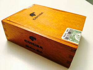 Authentic Cigar Box