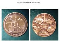 1979 WALT DISNEY WORLD MEDALLION