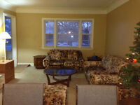 Two Furnished Rooms in a Well-Cared House Near McMaster
