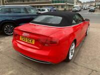 2013 Audi A5 2.0 TDI 177 S Line Special Edition 2dr Convertible Diesel Manual