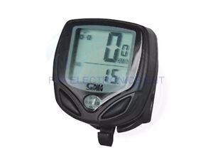 Wireless Bike Bicycle Cycle Computer Odometer Speedometer Speed