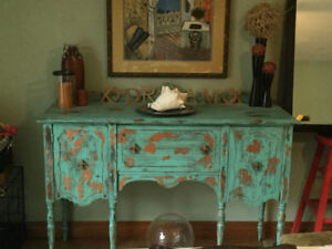1915 Sideboard du Provence style....Rare Find.....