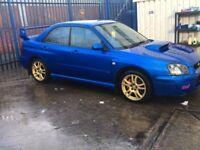 Subaru Impreza wrx turbo sti mods (ppp)px swap
