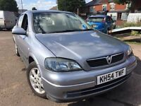Vauxhall/Opel Astra 1.4 2004 + LOW 36,000 MILES + SUPERB DRIVE