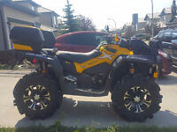 2015 Can-Am XMR 1000 or trade for diesel truck