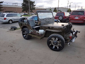 1952 Ford Willy M38 **ORIGINAL VINTAGE JEEP**