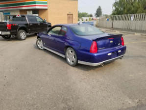 Monte Carlo SS, LS4 V8, fully loaded, only 165k