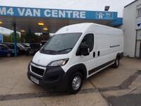 Peugeot Boxer HDI L4 H2 PROFESSIONAL 130PS WITH A/C