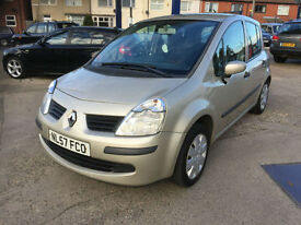 Renault Modus 1.2 Expression 62,000 MILES GREAT VALUE
