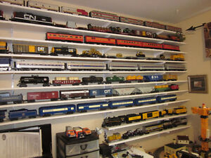 Collection de Train Neuf
