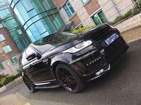 2014 Range Rover sport hse 54k full service finance warranty part ex?