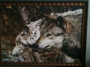 Excellent addition to the cabin, cottage ... Wolf  Couple