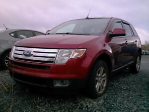 2008 Ford Edge SEL AWD SUV / Crossover