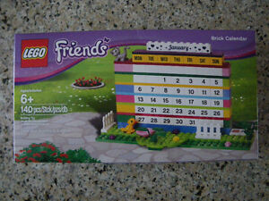 LEGO Friends Brick Calendar #850581