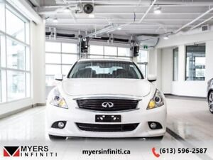 2012 INFINITI G37 Financing Available   - One owner