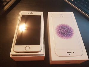 Silver Apple Iphone 6 16Gb 10/10 condition