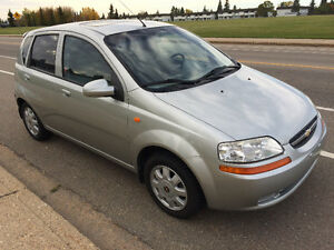 2004 Chevrolet Aveo LS Hatchback