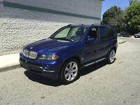 2005 BMW X5 4.58IS SUV, Crossover