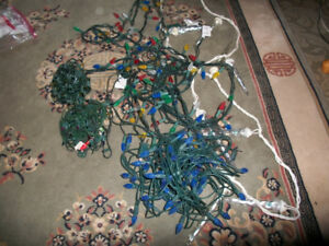 lot of christmas lights